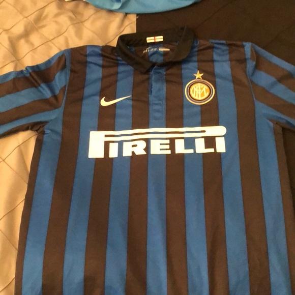 buy online 5bf66 e9453 2011-12 Nike Inter Milan Home Kit